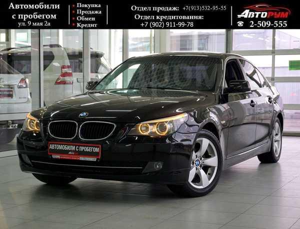 BMW 5-Series, 2008 год, 717 000 руб.