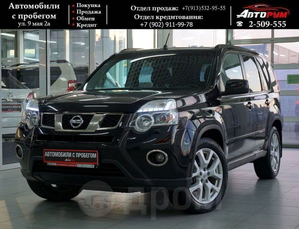 Nissan X-Trail, 2011 год, 877 000 руб.