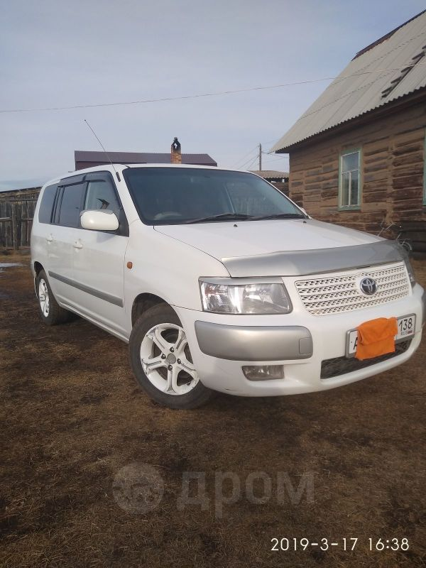 Toyota Succeed, 2003 год, 300 000 руб.