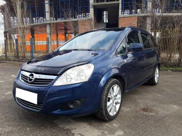 Opel Zafira, 2011 год, 455 000 руб.