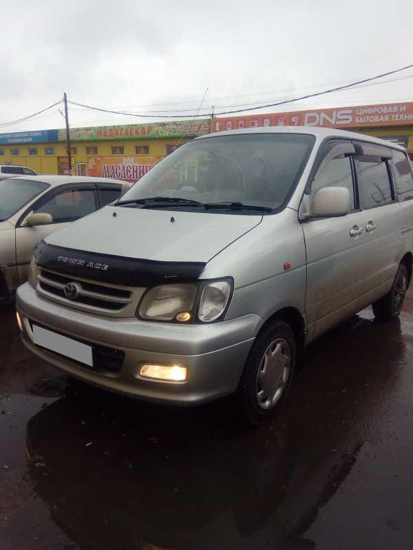 Toyota Town Ace Noah, 2001 год, 370 000 руб.