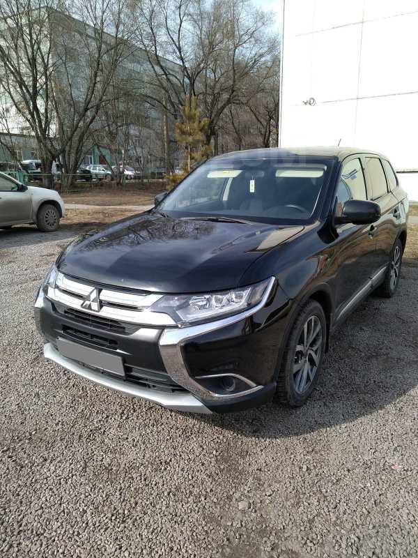 Mitsubishi Outlander, 2015 год, 1 070 000 руб.