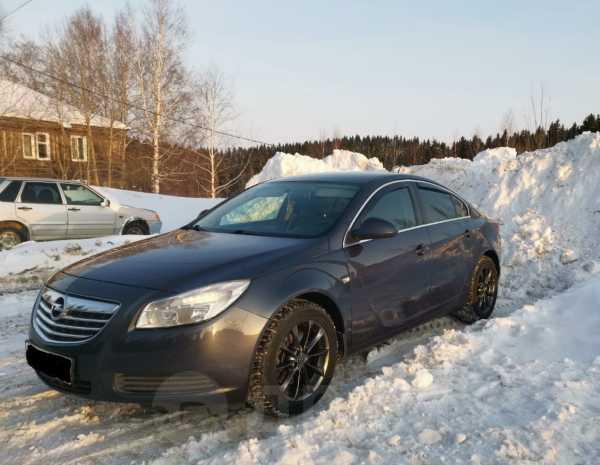 Opel Insignia, 2010 год, 510 000 руб.
