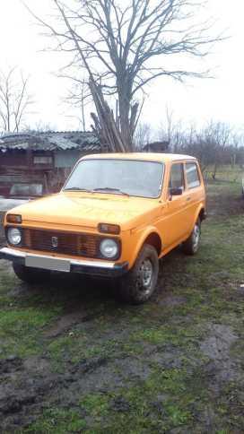 Отрадная 4x4 2121 Нива 1982