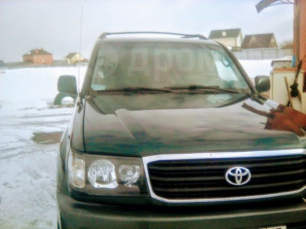 Toyota Land Cruiser, 1998 год, 450 000 руб.