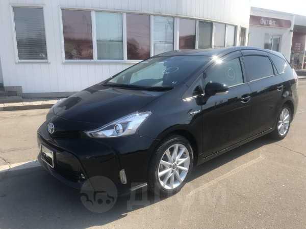 Toyota Prius a, 2015 год, 1 080 000 руб.
