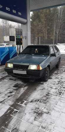 ВАЗ (Лада) 2109, 2003 г., Кемерово
