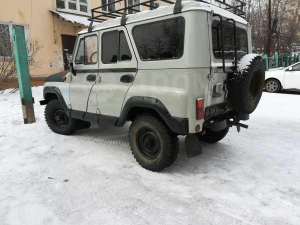 УАЗ 469, 1997 год, 215 000 руб.
