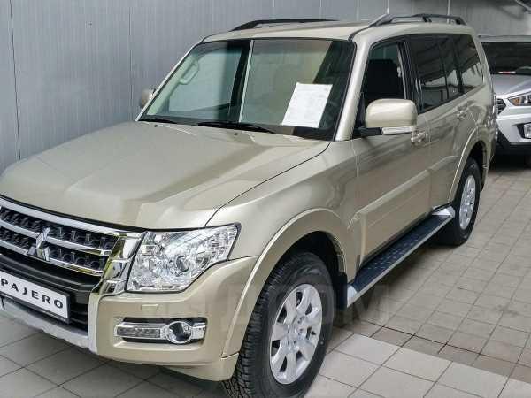 Mitsubishi Pajero, 2018 год, 2 995 000 руб.