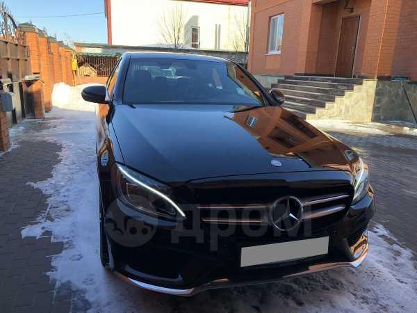 Mercedes-Benz C-Class, 2016 год, 1 950 000 руб.