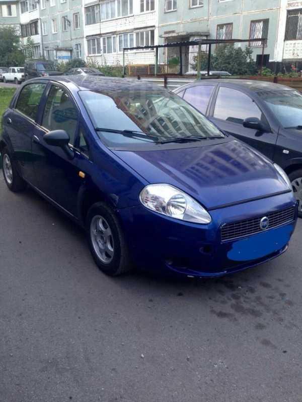 Fiat Punto, 2007 год, 190 000 руб.