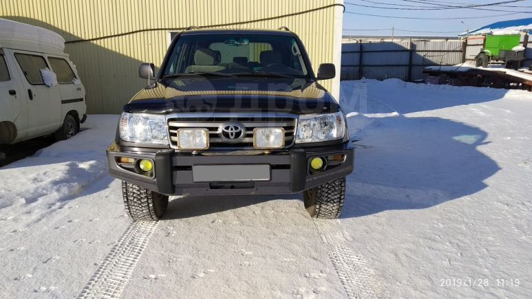 Toyota Land Cruiser, 2006 год, 1 560 000 руб.