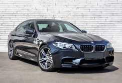 Калининград BMW M5 2012