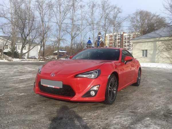 Toyota GT 86, 2012 год, 1 100 000 руб.