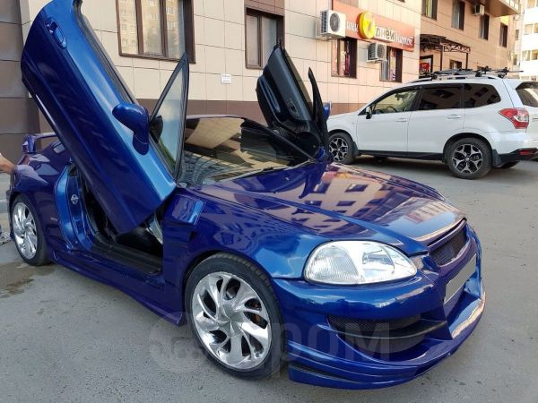 Honda CR-X del Sol, 1996 год, 500 000 руб.