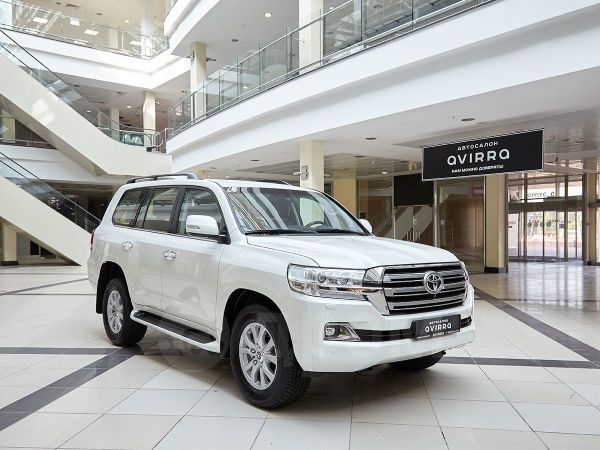 Toyota Land Cruiser, 2019 год, 4 685 000 руб.
