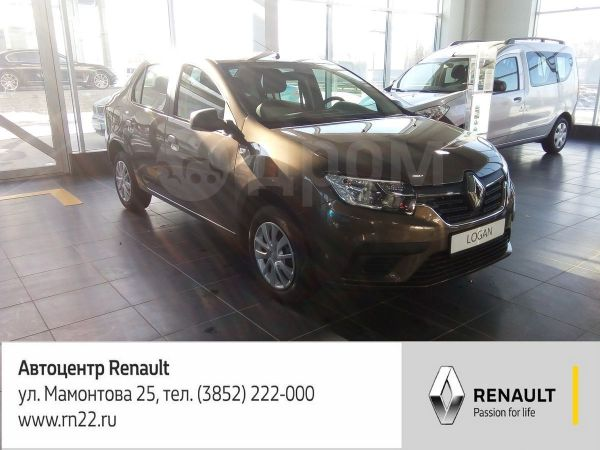 Renault Logan, 2018 год, 705 960 руб.