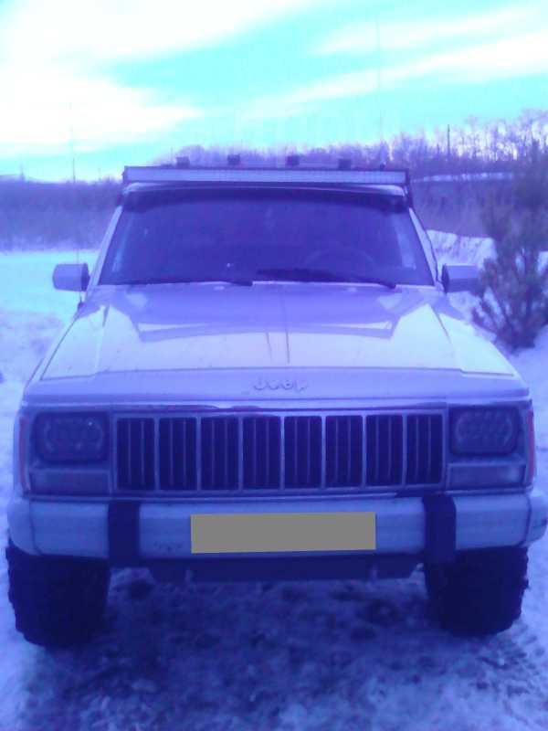 Jeep Cherokee, 1991 год, 200 000 руб.