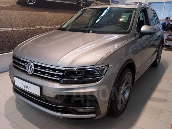 Volkswagen Tiguan, 2019 год, 2 158 400 руб.