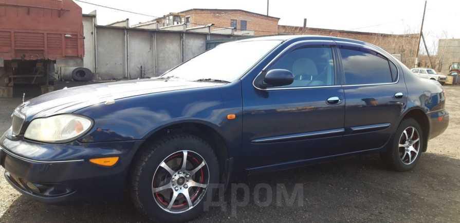 Nissan Cefiro, 2002 год, 267 000 руб.
