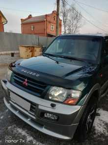 Хабаровск Pajero 2002