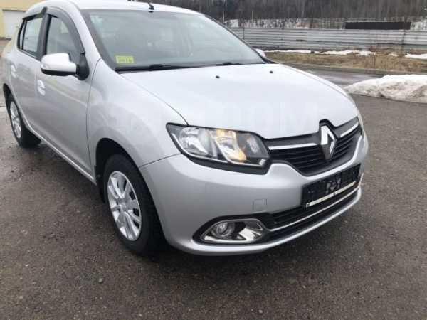 Renault Logan, 2016 год, 429 000 руб.