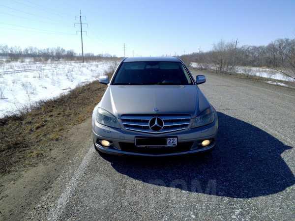 Mercedes-Benz C-Class, 2008 год, 663 000 руб.