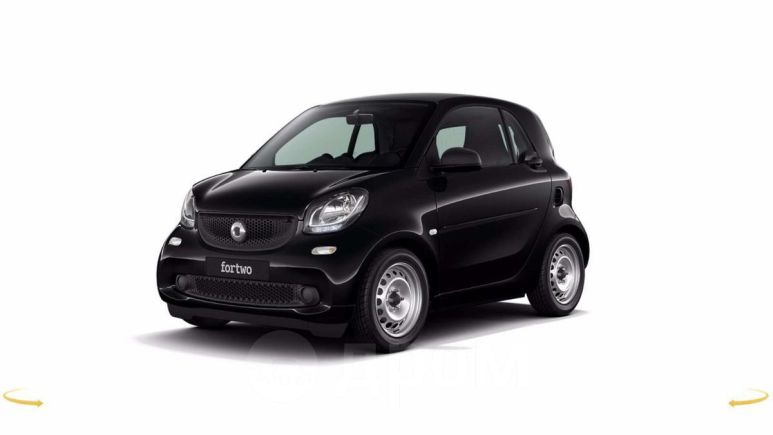 Smart Fortwo, 2018 год, 1 294 320 руб.