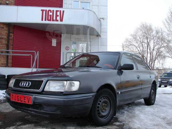 Audi 100, 1991 год, 78 000 руб.