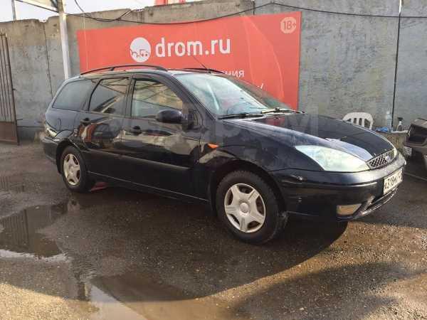 Ford Focus, 2004 год, 285 000 руб.