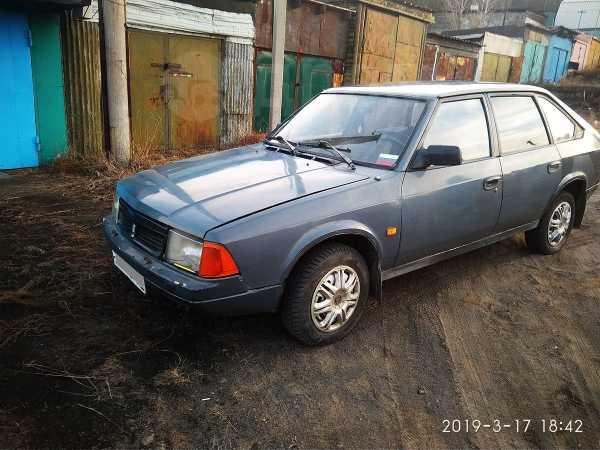 Москвич 2141, 1994 год, 50 000 руб.