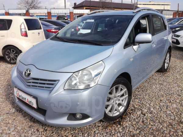 Toyota Verso, 2010 год, 717 000 руб.