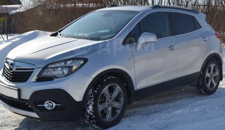 Opel Mokka, 2013 год, 575 000 руб.