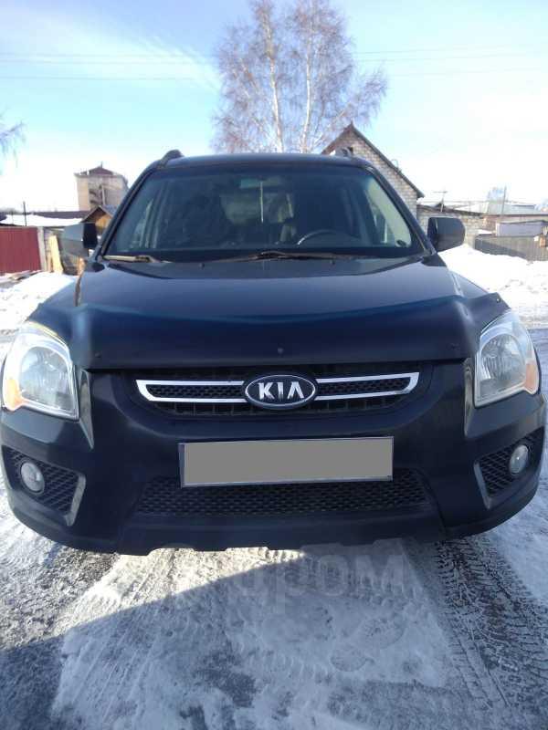 Kia Sportage, 2009 год, 660 000 руб.
