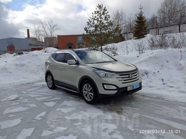 Hyundai Santa Fe, 2014 год, 1 372 000 руб.