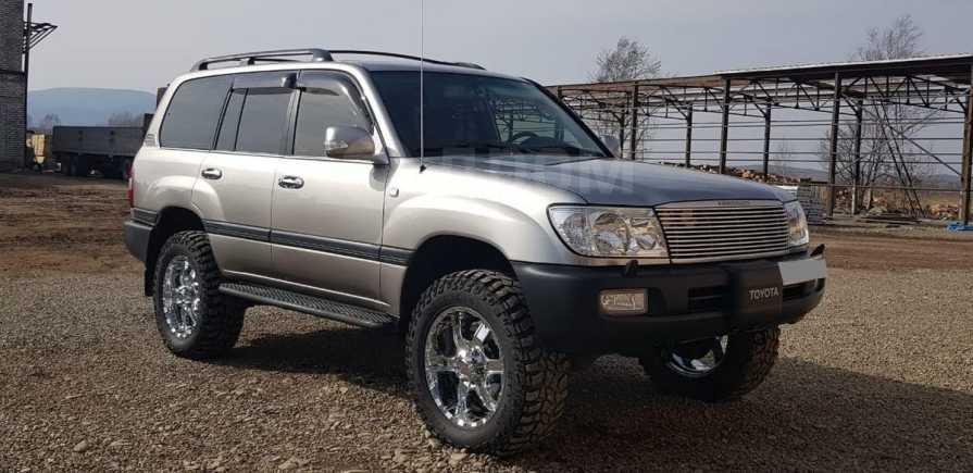 Toyota Land Cruiser, 2005 год, 2 700 000 руб.