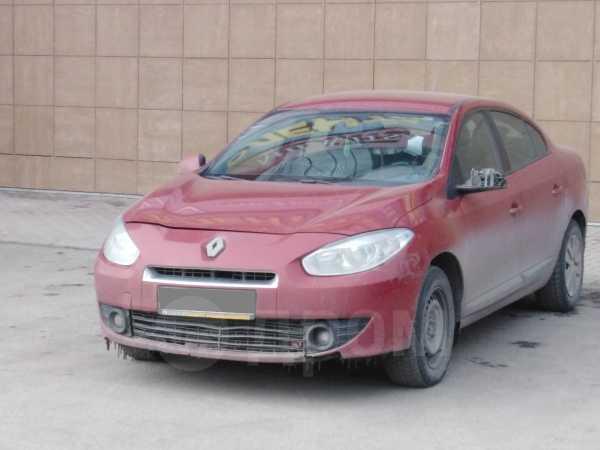 Renault Fluence, 2010 год, 250 000 руб.