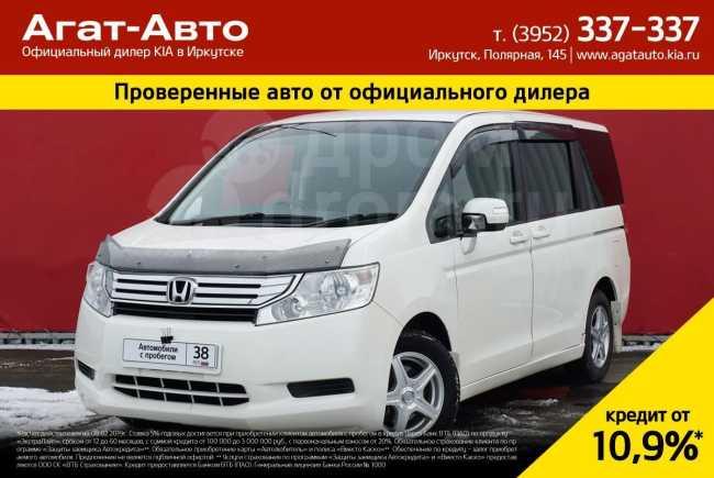 Honda Stepwgn, 2012 год, 849 000 руб.