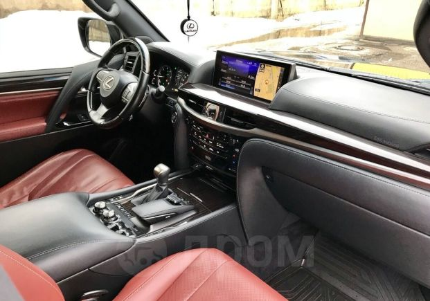 Lexus LX450d, 2016 год, 5 150 000 руб.