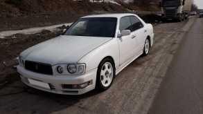 Новосибирск Nissan Cedric 1998
