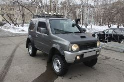Suzuki Jimny, 2006 г., Томск