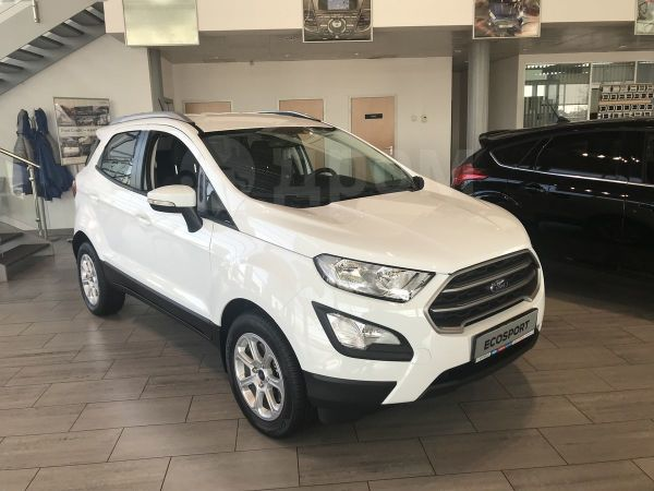 Ford EcoSport, 2018 год, 1 399 000 руб.