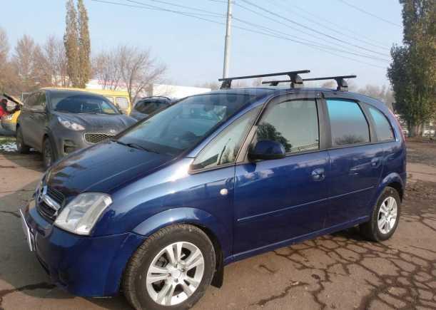 Opel Meriva, 2004 год, 198 000 руб.