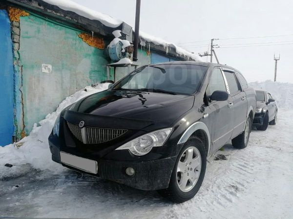 SsangYong Actyon Sports, 2011 год, 180 000 руб.