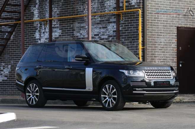 Land Rover Range Rover, 2016 год, 5 399 000 руб.