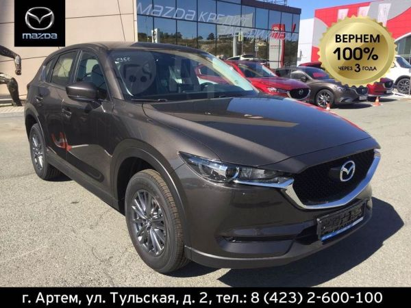 Mazda CX-5, 2019 год, 1 974 000 руб.