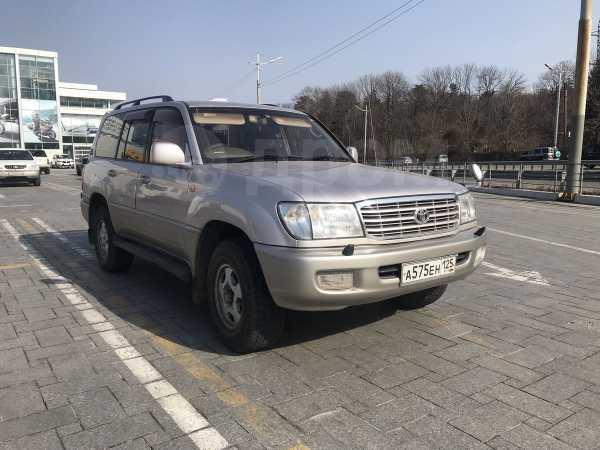 Toyota Land Cruiser, 2000 год, 1 300 000 руб.