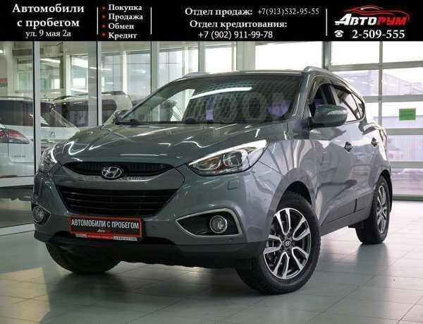 Hyundai ix35, 2014 год, 1 097 000 руб.