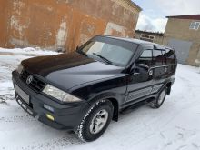 SsangYong Musso, 1999 г., Иркутск