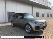 Челябинск Range Rover 2018